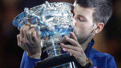 Novak Djokovic beats Andy Murray to claim sixth Australian Open