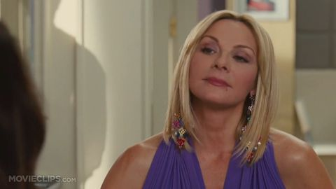 Kim Cattrall stars in Sex and the City 2