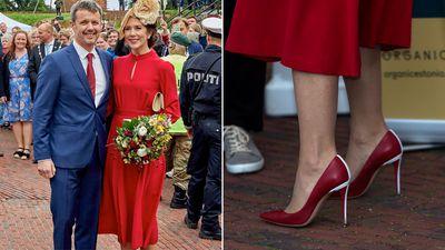 Princess Mary and Prince Frederik celebrate Danish flag anniversary, June 2019