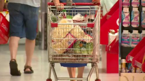 Trolley collections will be suspended during each Tuesday between 10.30 and 11.30am. (9NEWS)