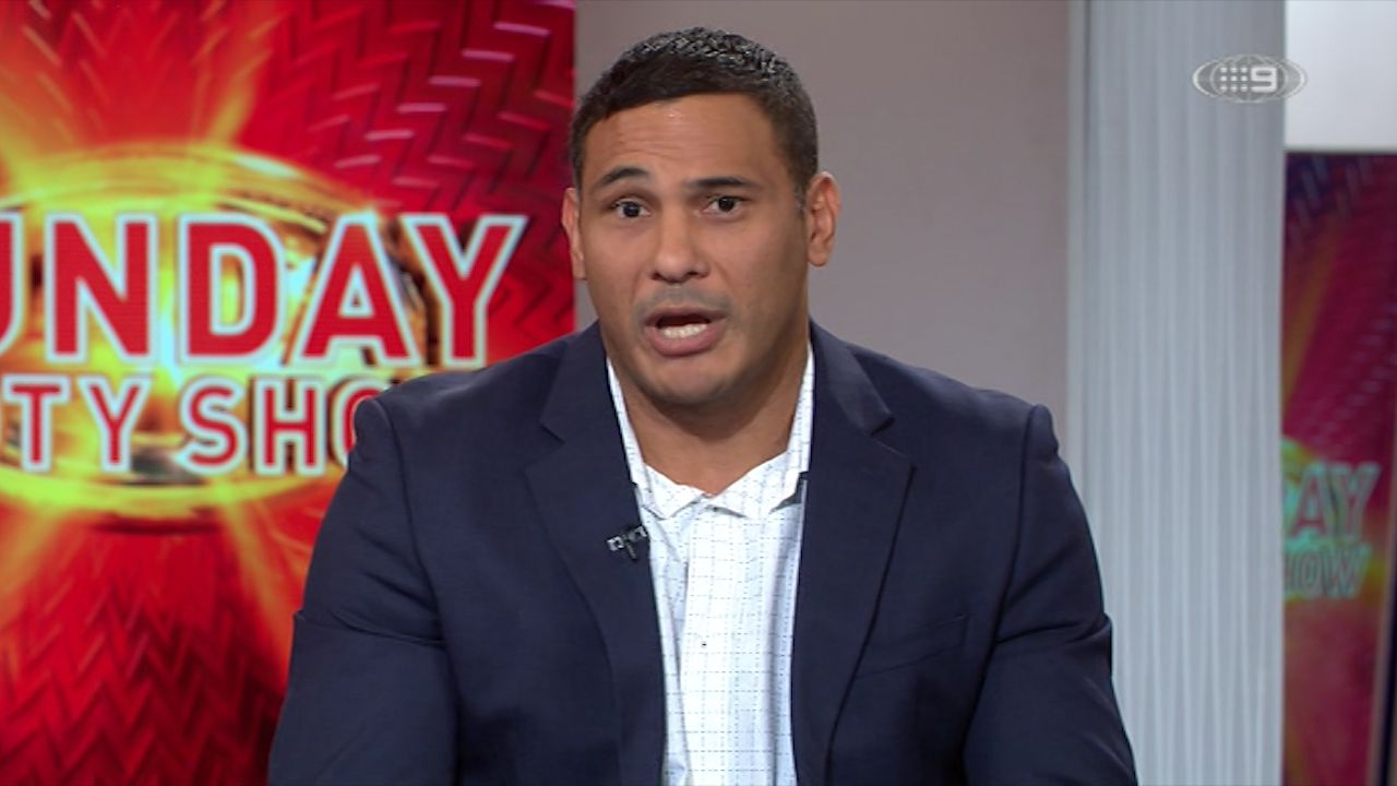 Justin Hodges named Maroons assistant, step closer to Broncos dream