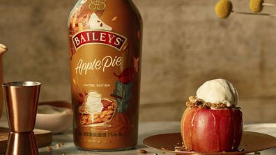 Baileys Apple pie flavour is here