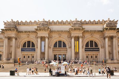 4. Metropolitan Museum of Art in New York City, New York