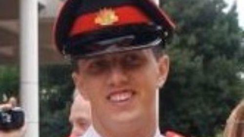 Former ADFA cadet Harlan Agresti faces a retrial.