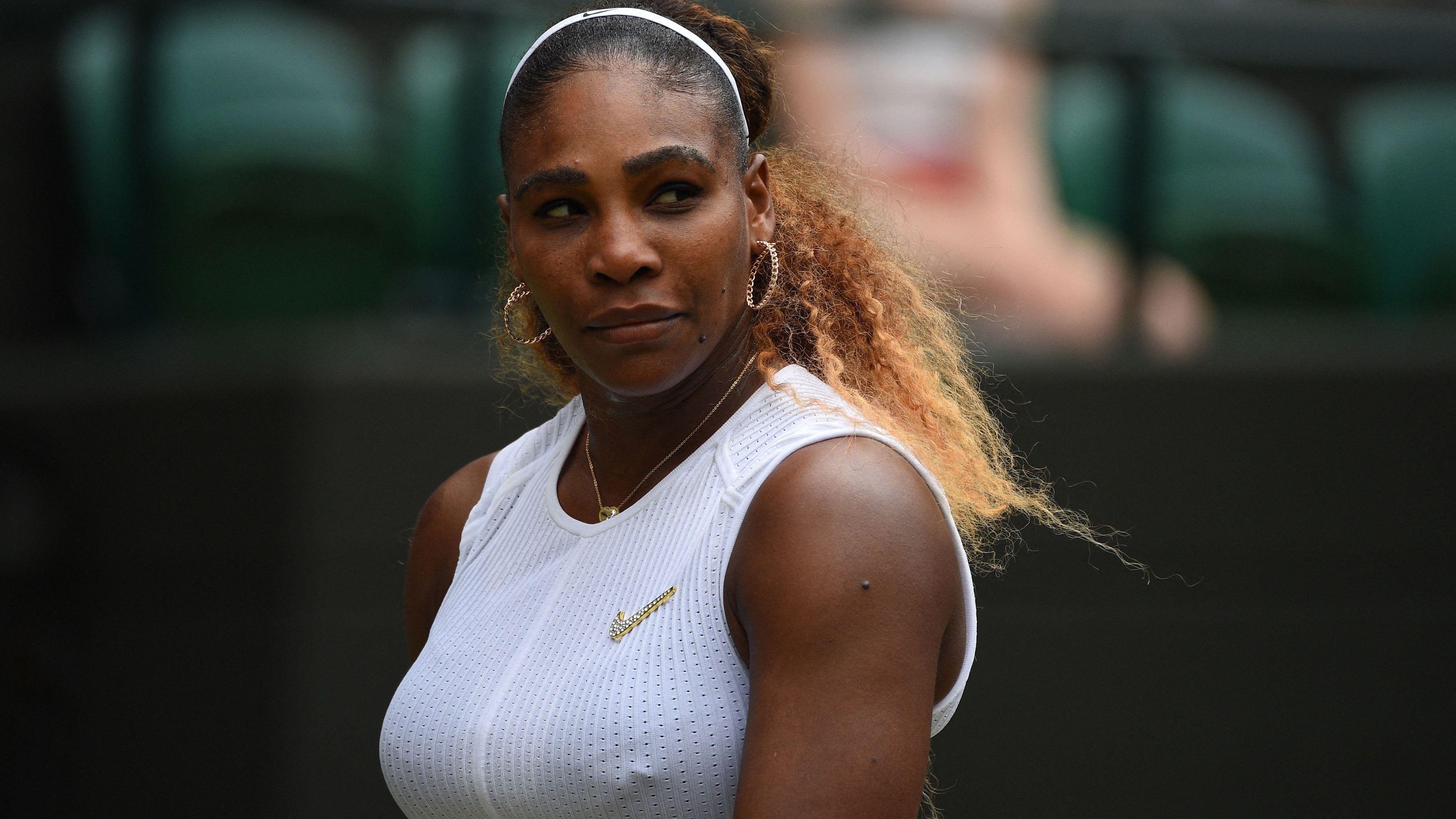 Peter FitzSimons defends Serena Williams over Ash Barty Wimbledon snub