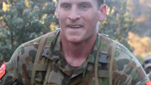 Hastie is a former SAS captain.