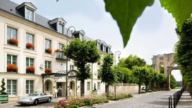 Auberge du Jeu de Paume allows guests to live like French aristocracy.