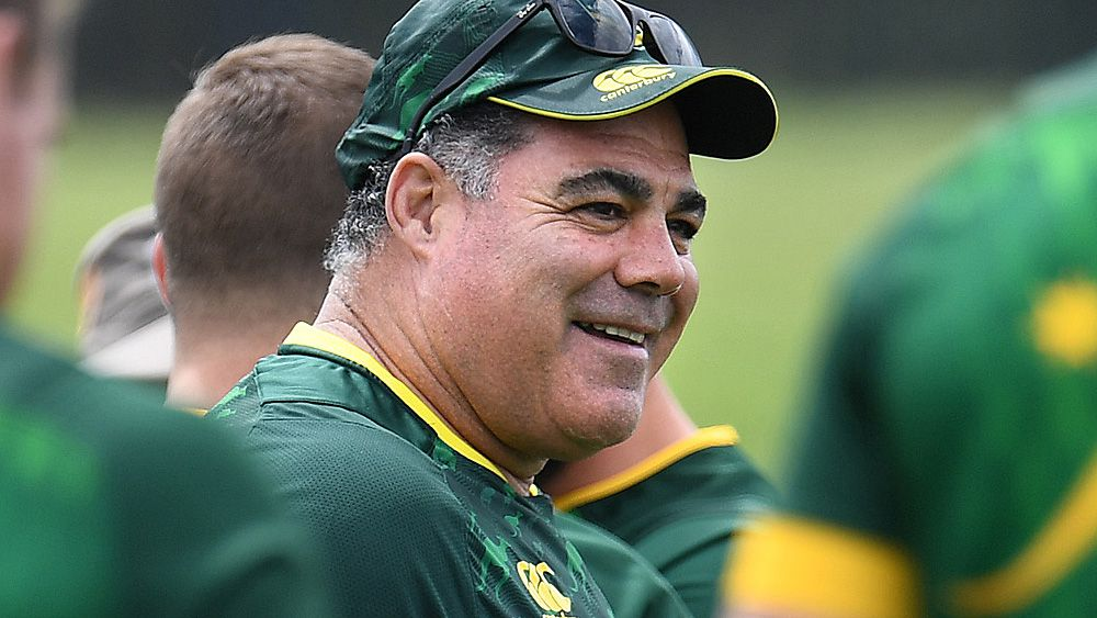 Rugby League World Cup: Australian Kangaroos brace for England clash