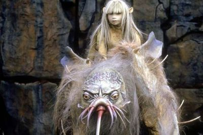 <i>The Muppets</i> creator Jim Henson brought little of that shiny happiness to <i>Dark Crystal</i>, which is packed with hideous monster muppets you wish you'd never EVER laid eyes upon. Like this ugly bugger.