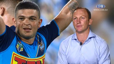 NRL: Leeds lure Gold Coast Titans' Konrad Hurell to Super League