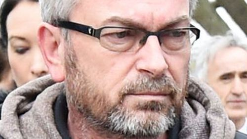 Borce Ristevski is accused of killing his wife Karen. Picture: AAP