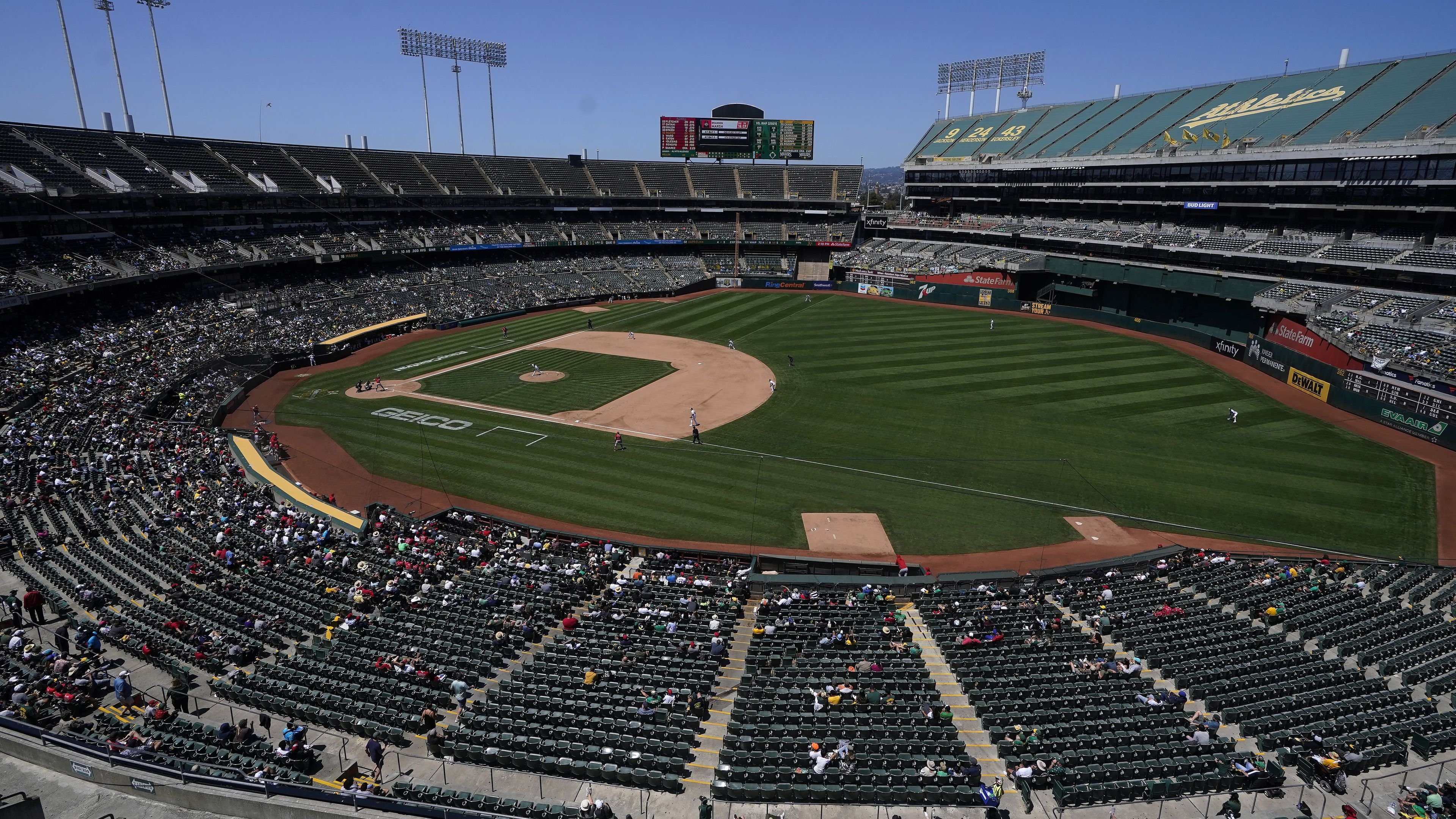 MLB's Oakland As may still quit city despite approval for new $16.4b stadium project