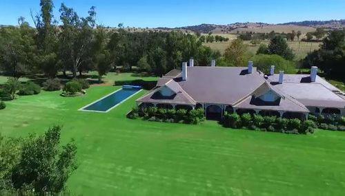 Deltroit Estate is located in Gundagai in regional NSW. (Inglis)