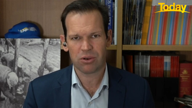 Matt Canavan said the government has to stay 'consistent' on its strict immigration policy.