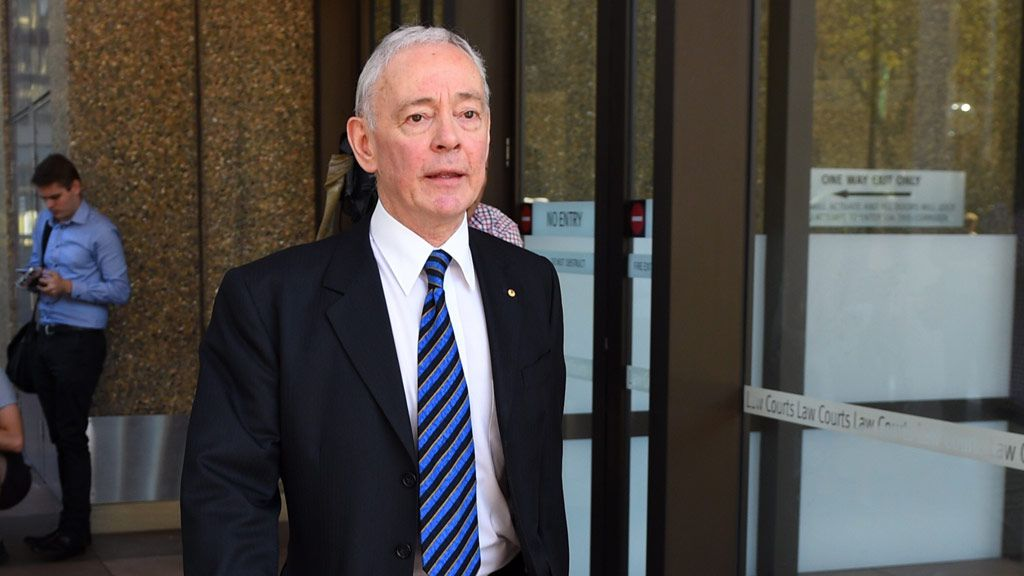 Senator Bob Day has resigned from the Family First party. (AAP)