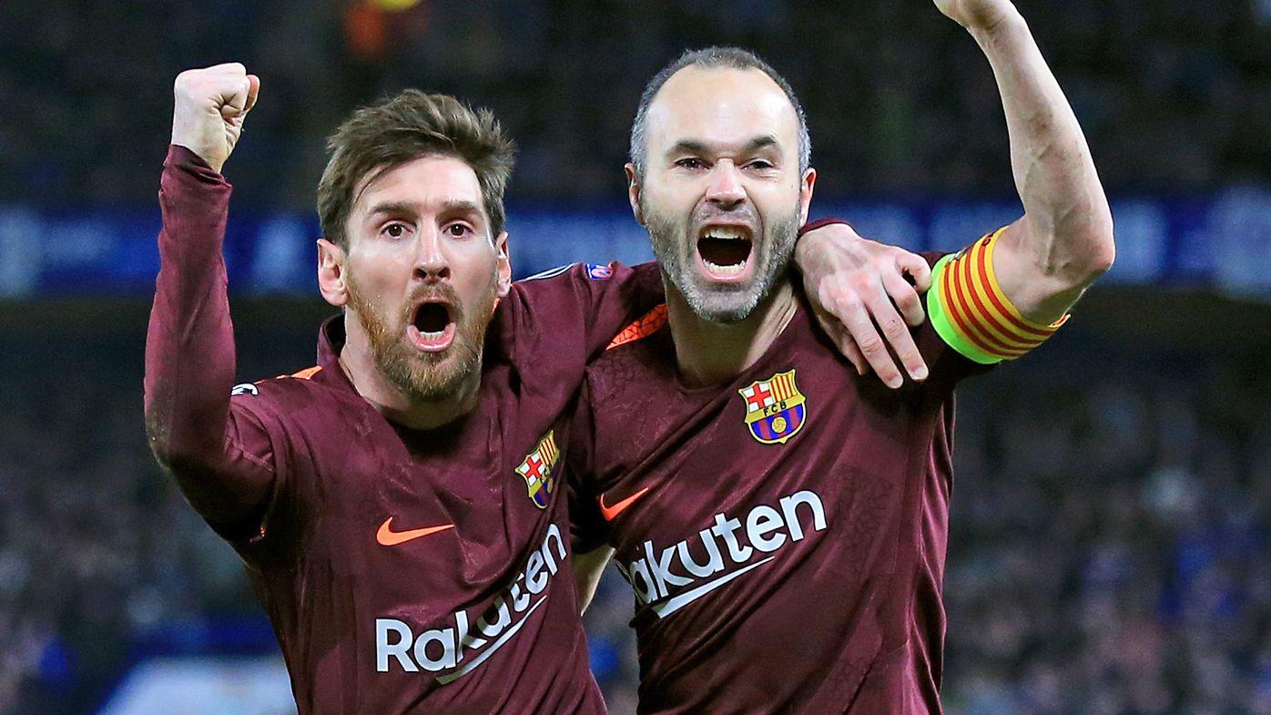 Lionel Messi treble seals La Liga title for Barcelona FC with victory over Deportivo La Coruna