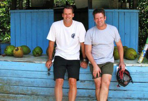 Tom & Ben's Singapore Sling