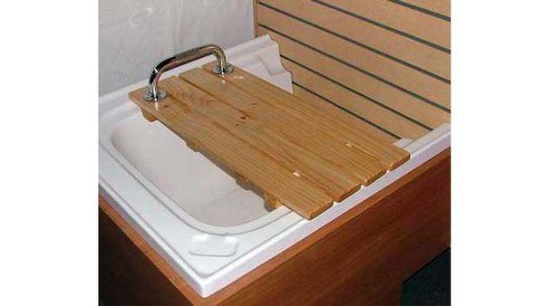 Bath Deck DIY