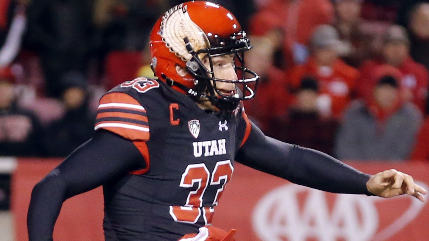 Perth punter Mitch Wishnowsky drafted by San Francisco 49ers in fourth round
