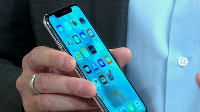 Tech company tears down Apple's iPhone X, says it costs just $466 to build