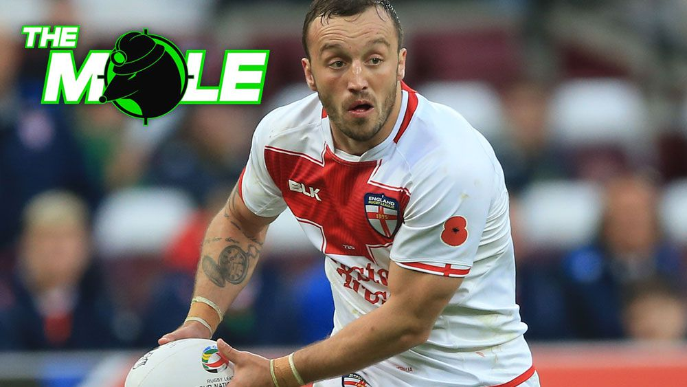 Canberra hooker Josh Hodgson in doubt for start of NRL season after suffering knee injury for England in World Cup