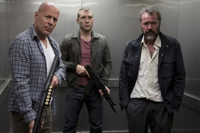 """""""Yippee Ki-Yay Mother Russia.""""<br/>This fifth instalment of the Die Hard franchise sees <b>Bruce Willis</b> returning as John McClane to help out his brother Jack (<b>Jai Courtney</b>) in Moscow, only to find out that he's is working with the CIA in a nuclear-weapons heist. A teaser trailer for the film has already been released, set to a grand classical score with the usual action taglines and explosions, but will the film match up to the hype?<br/>"""