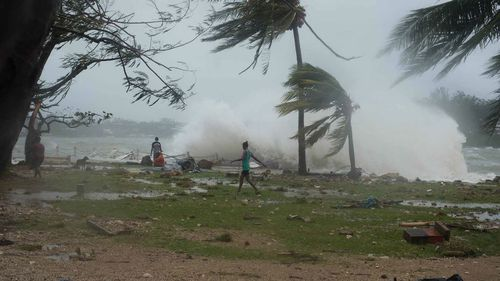 Australia ready to help Pam recovery