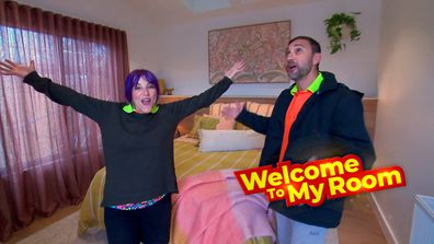 Welcome To My Room: Tanya and Vito's Guest Bedroom is full of 'personality, character and colour'