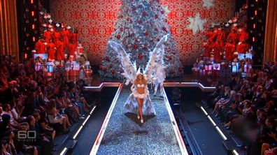 Each year it also produced the much-anticipated Victoria's Secret fashion show, a dazzling extravaganza of beauty.