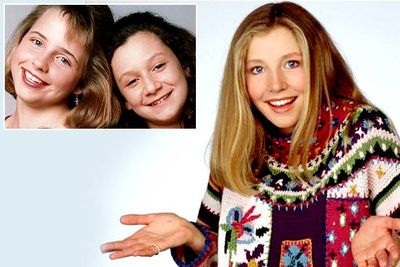 <B>Originally played by:</B> Lecy Goranson (inset).<br/><br/><B>Replaced by:</B> Sarah Chalke.<br/><br/><B>The substitution:</B> After five seasons of playing Becky, Lecy Goranson decided to leave <I>Roseanne</I> to attend college, and the character was written out of the show. But the next season, Becky returned, now played by future-<I>Scrubs</I> star Sarah Chalke, who continued the role for two more years. In season eight, Goranson became available again, and producers oddly decided to alternate the role between the two Beckys; while in the final ninth season, Chalke resumed the role full-time.