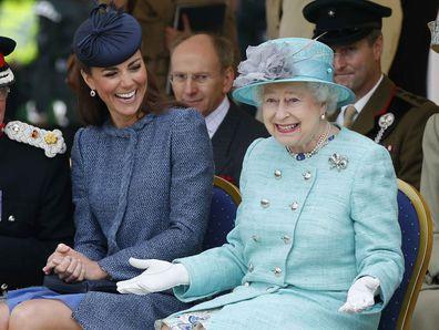 Duchess of Camrbridge Queen Elizabeth