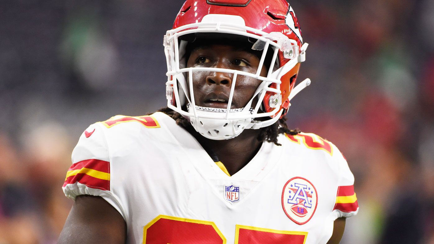 Kansas City Chiefs cut star running back Kareem Hunt after alleged assault video emerges