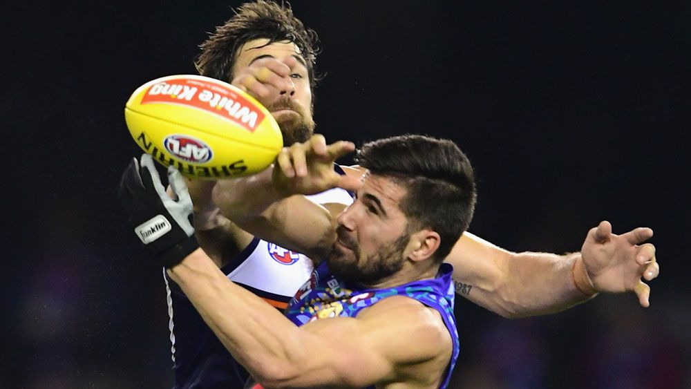 Bulldogs edge Eagles in AFL thriller