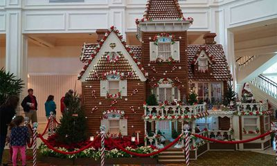 Disney's Grand Floridian Resort and Spa, Florida, USA