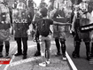 How college student protester prevented a riot in Washington DC