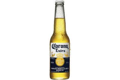 Corona Extra Beer (355ml): 611kj