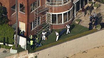 Man hurt in scaffolding accident in Sydney.