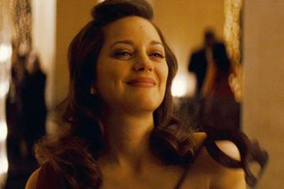 Marion Cotillard as Miranda Tate in The Dark Knight Rises (2012)