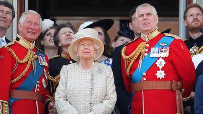 Royals Queen Elizabeth 2019 year of scandal