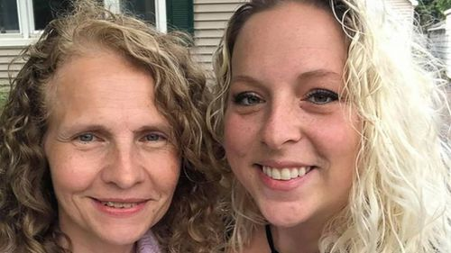 Adopted woman discovers long-lost sister was living next door