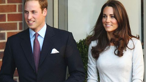 Royal tots: Prince William and Duchess Kate want to 'become parents in 2013'