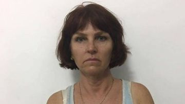 Tammy Davis-Charles. (Cambodian National Police)