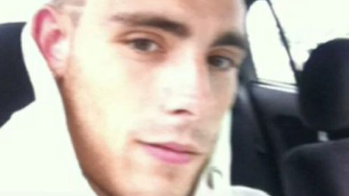 Piacentino, 26, now awaits sentencing over the violent carjacking. (9NEWS)