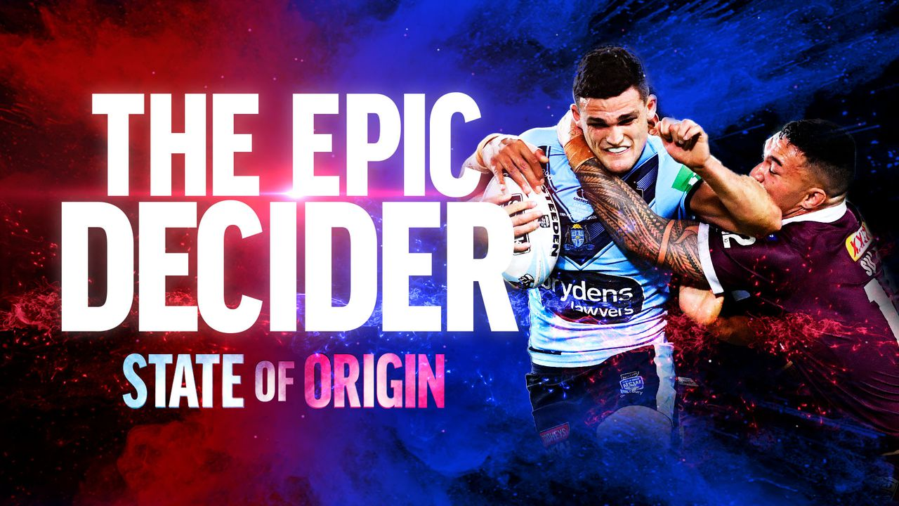 State of Origin 2020 Game 3: NSW v QLD, Watch TV Online