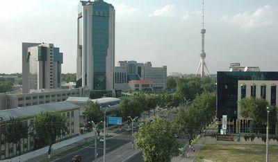 10. Tashkent, Uzbekistan