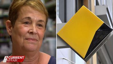 Cancer survivor's battle with bank