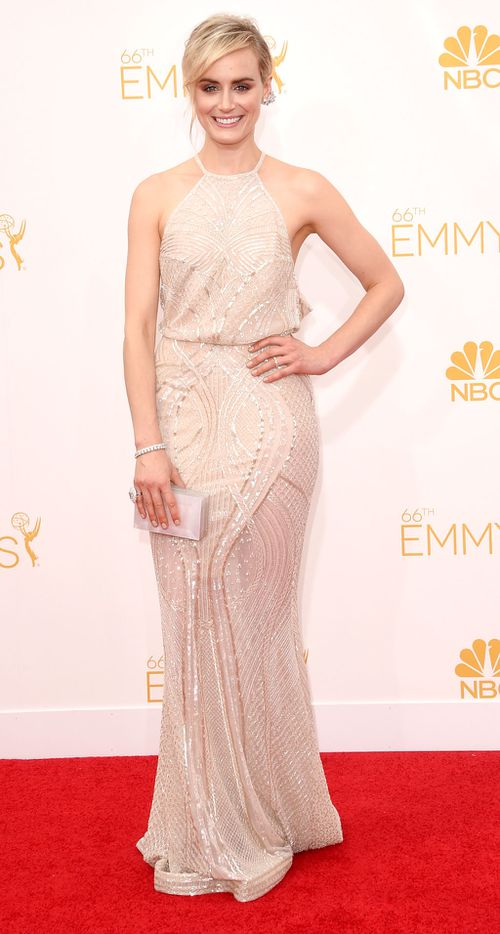Taylor Schilling from Orange is the New Black. (Getty Images)