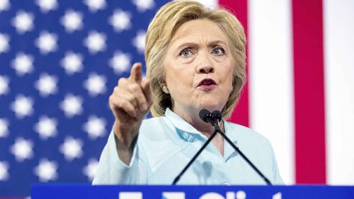 Hillary Clinton's camp was furious over the comments. (File/AP)