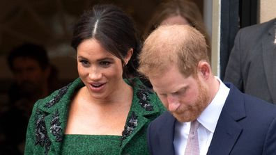 Meghan and Harry are set to shun four decades of tradition.