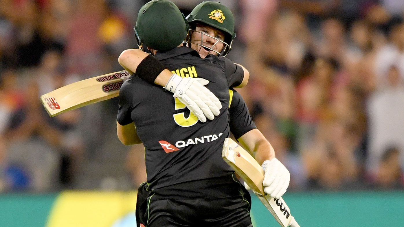 Australia scores convincing win over England in T20 MCG clash